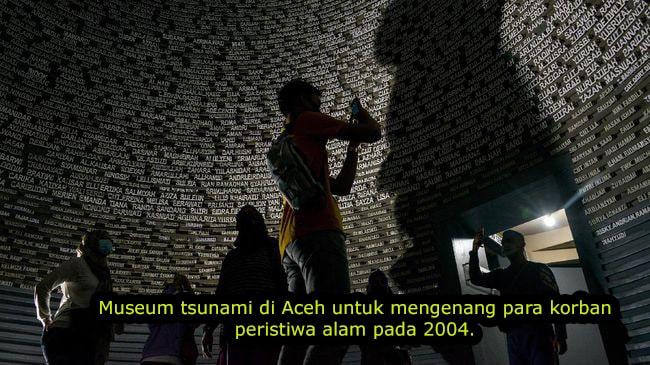 6 Fakta-fakta Mengenai Tsunami Aceh tahun 2004