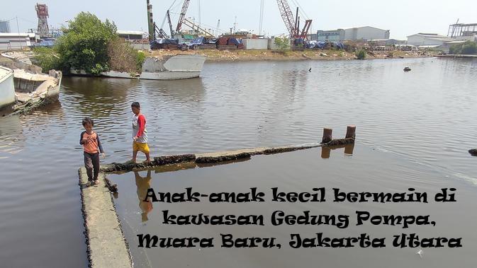 Akankah Ibukota Akan Tenggelam di Tahun 2030