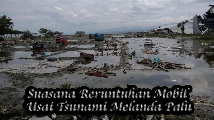 Beberapa Wilayah yang Terancam Terjadinya Tsunami Besar