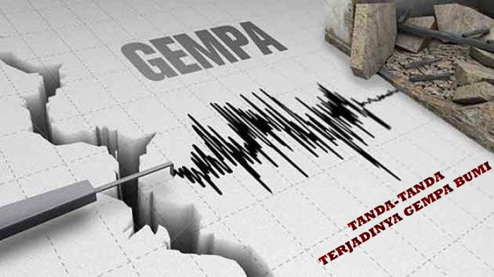 Waspadai 5 Tanda Akan Terjadinya Gempa Bumi yang Harus Anda Ketahui