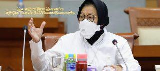 Menteri Sosial Risma Menceritakan Ada Usul Tersambar Petir Termasuk Bencana Alam
